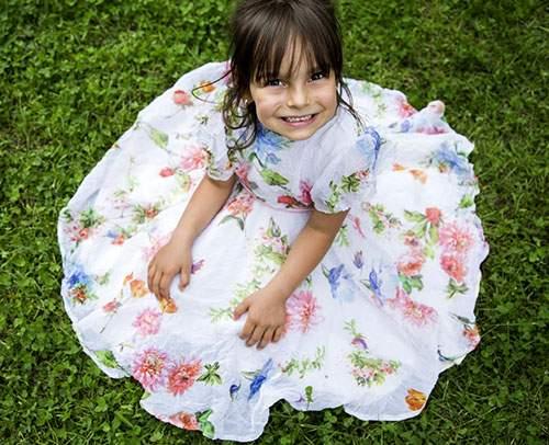 circle skirt dress sewing pattern